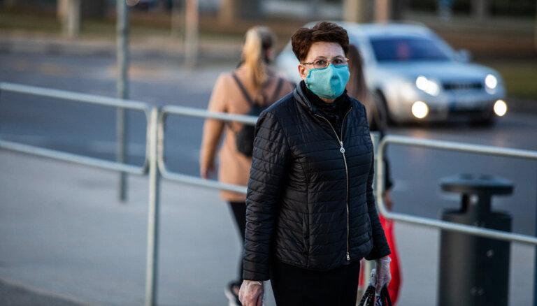 Lietuvā ar Covid-19 inficēto skaits sasniedzis gandrīz 1000; Igaunijā tuvojas pusotram tūkstotim
