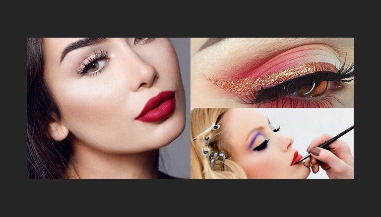 Актуальные тенденции макияжа и мейк-апа 2016 года на каждый день и для особых случаев