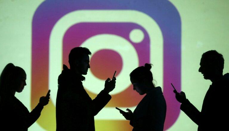 ES izmeklē 'Instagram' atklāto datu lietas