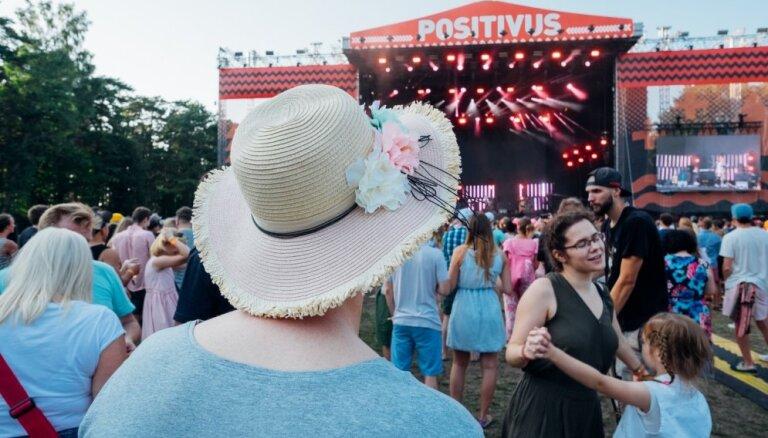 'Positivus' otrajā dienā – elektroniskās mūzikas leģenda 'The Prodigy'