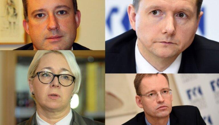 Banku uzraugi un (ne)pārdzīvotās krīzes