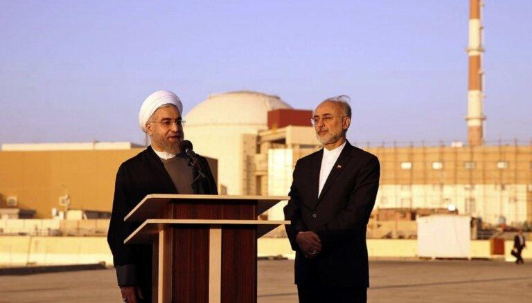 Latvija pauž gandarījumu par panākto Irānas kodolprogrammas sarunās