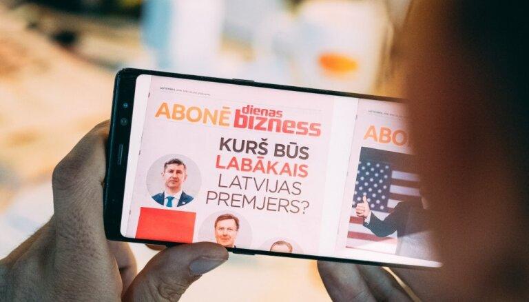 KNAB uzsāk pārbaudi saistībā ar 'Dienas Biznesa' bezmaksas avīzēm