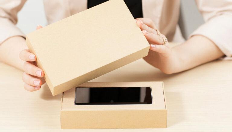 Добрались до почты. Мошенники от имени Latvijas Pasts предлагают выиграть новый телефон