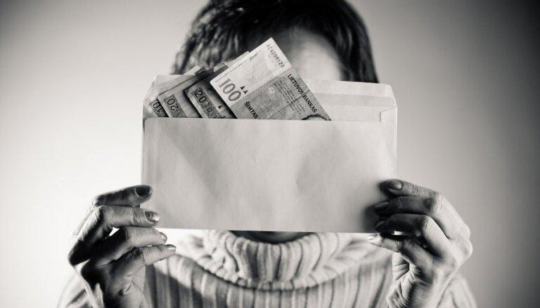 Vāc parakstus par finansiālas atlīdzības piešķiršanu nozieguma atklājējiem