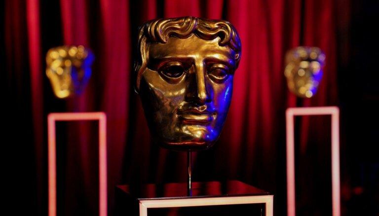Londonā pasniegta daļa no BAFTA balvām