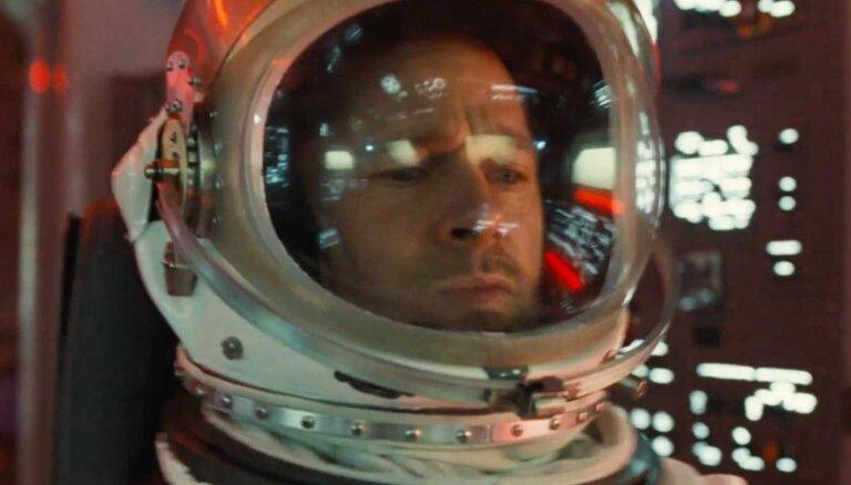 Брэд Питт получил комплимент из космоса