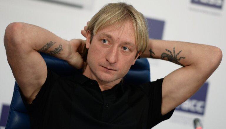 Плющенко рассказал, сколько стоят занятия в его академии