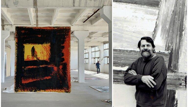 Viņš bija extreme. Saruna ar gleznotāja Edvīna Strautmaņa atraitni Irju Strautmanis