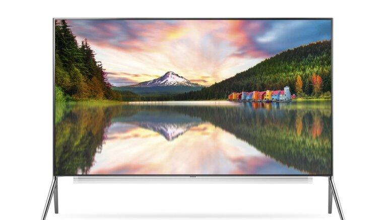 CES-2016: LG показала 8K-телевизор с диагональю 2,5 метра