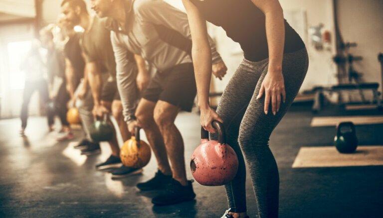 Латвия без спорта и фитнеса: убытки отрасли почти полмиллиона евро в месяц