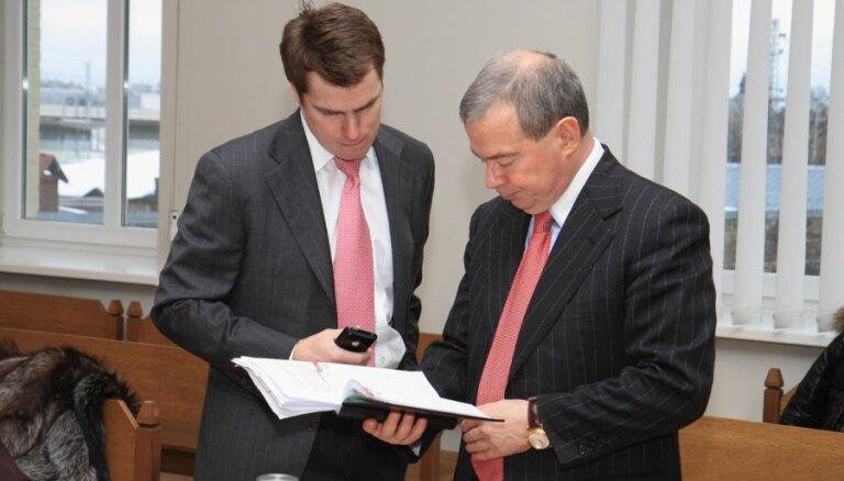 Lembergu ģimenes īpašumu vērtība sarukusi par 51 miljonu eiro