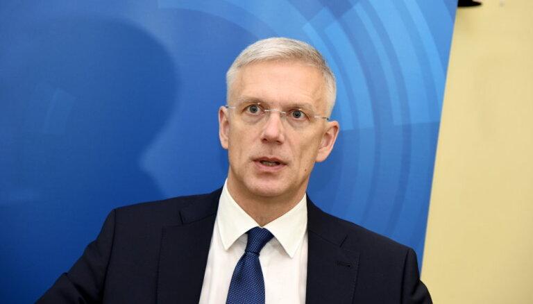Topošā Kariņa valdība šobrīd bez ekonomikas ministra