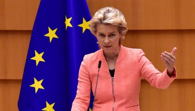Глава Еврокомиссии не потерпит повторения скандала с креслами в Анкаре