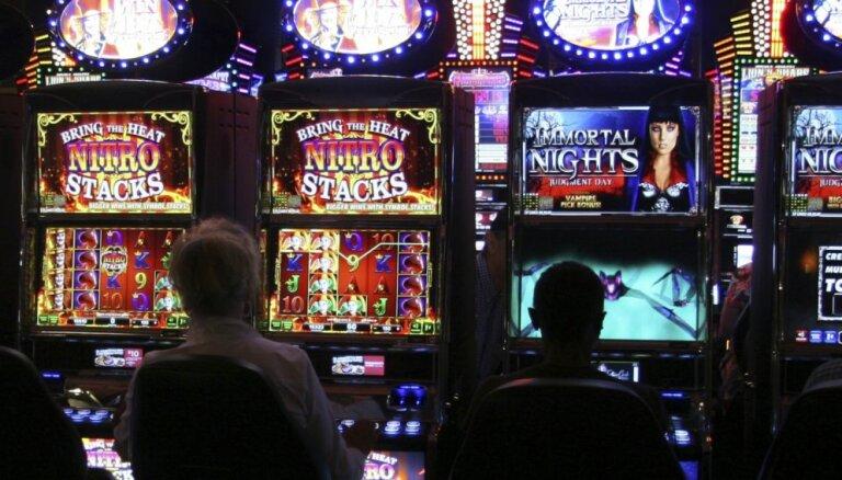 Zviedrijā no azartspēlēm visvairāk atkarīgas sievietes