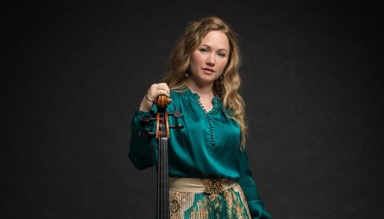 Festivālu 'Čello Cēsis' atklās amerikāņu mūsdienu mūzikas vēstnese Ešlija Bāsgeita