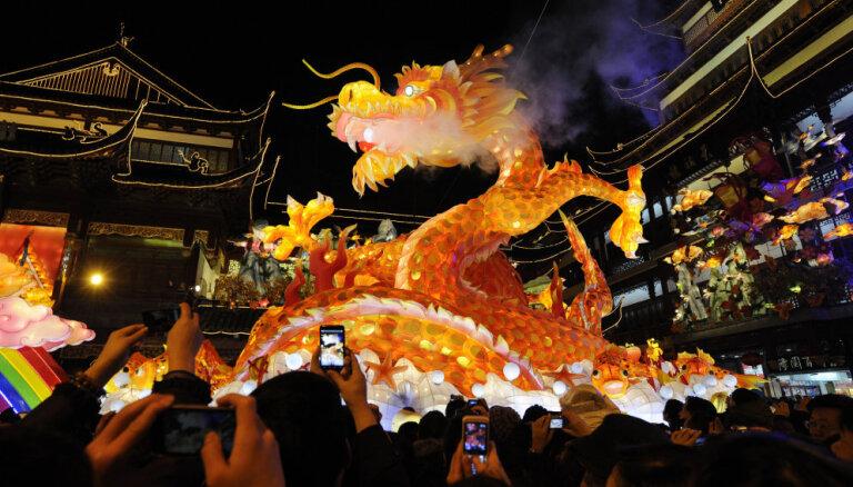 Привет, Свинья: Топ-7 лучших в мире городов для празднования китайского Нового года