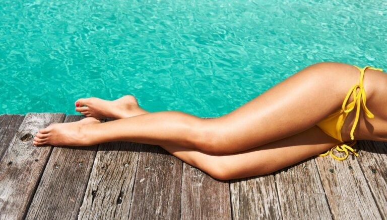 Padomi, kā izvairīties no niezes un iekaisumiem pēc bikini vaksācijas