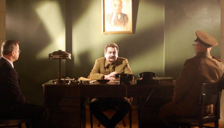 Pirmizrādi piedzīvos filma par Eizenšteina un Berlina 'bēgšanu' no Rīgas
