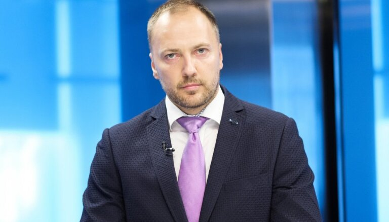 'KPV LV' iekšlietu ministra amatam virza Sandi Ģirģenu