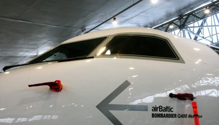 airBaltic скоро получит четыре новых самолета