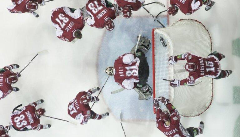 Rīgas 'Dinamo' uzsāk cīņu par KHL Gagarina kausu