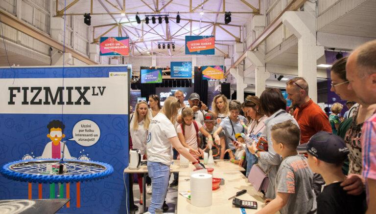 В Риге состоится крупнейший в Балтии фестиваль физики для детей