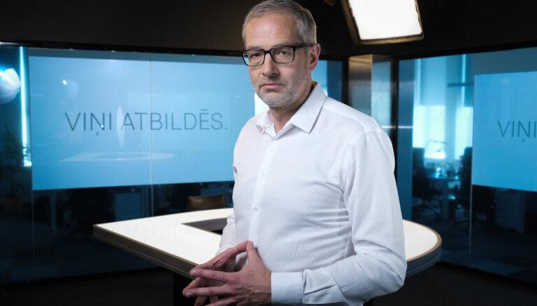 """""""Delfi TV с Янисом Домбурсом"""": на вопросы отвечает потенциальный Кабинет министров"""