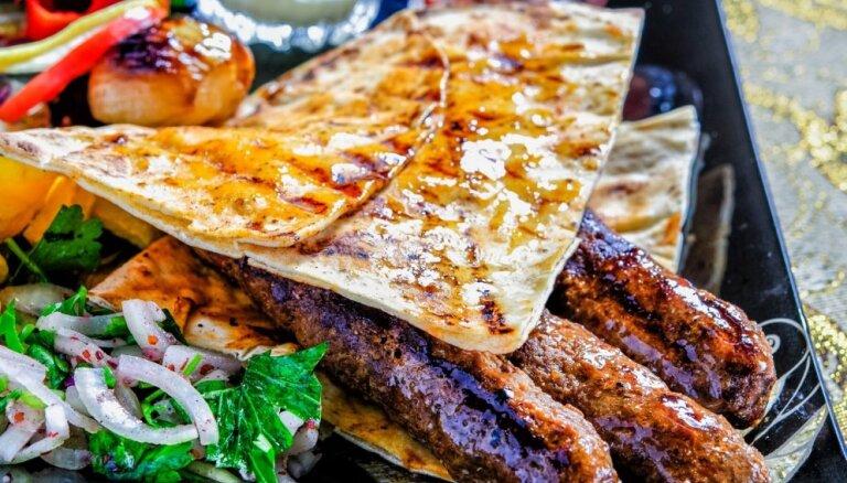 Вызов апреля - люля-кебаб: готовимся к весеннему барбекю