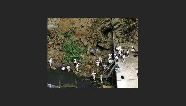 Землетрясение пригороде Токио привело к сбою в работе АЭС