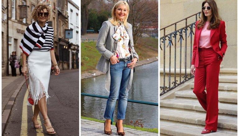 Ģērbšanās un skaistumkopšanas kļūdas, kas liek izskatīties vecākai