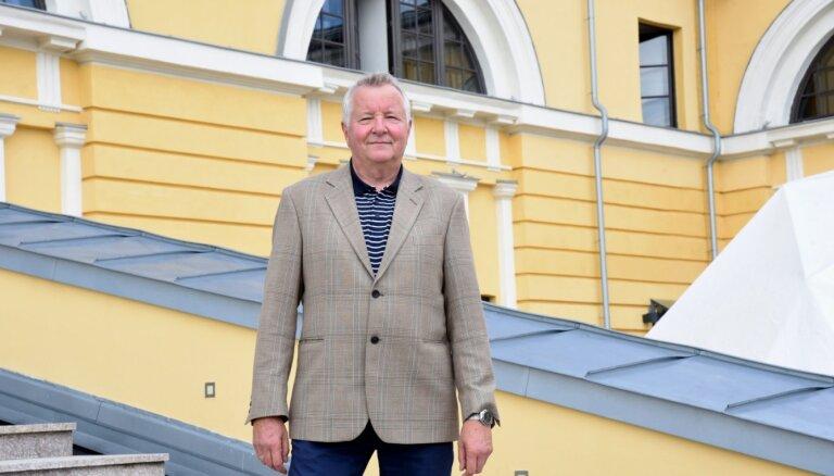 Marka Rotko centra vadītājs Aleksejs Burunovs pamet savu amatu