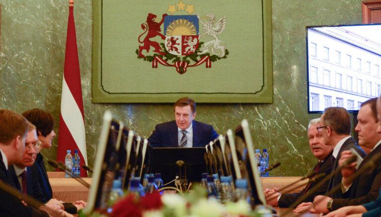 Kučinska valdība nodokļos plāno iekasēt par miljardu eiro vairāk