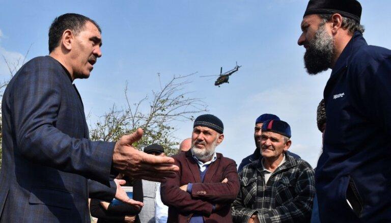 Глава Ингушетии не признал решение местного суда о границе с Чечней
