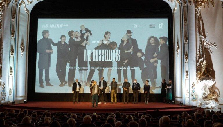 Foto: Atskats uz Rīgas starptautiskā kinofestivāla atklāšanu