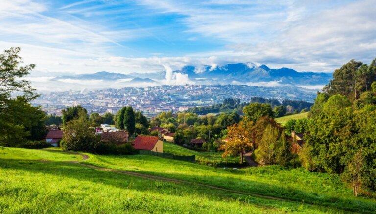 Zaļākā teritorija Spānijā: iemesli, kāpēc vērts apmeklēt Astūrijas reģionu