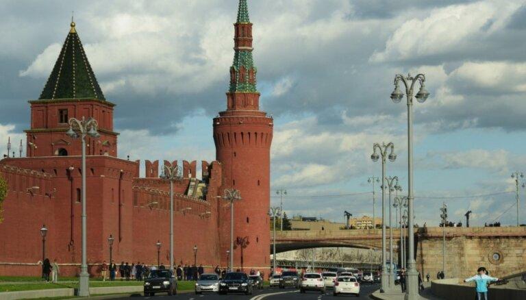 Ārlietu ministrija: nav pieņemama Rīgas 'atbrīvošanas' svinēšana Maskavā