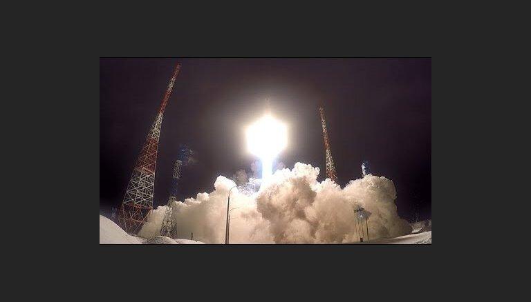Video: Krievijā daudzkārt atliktā testa lidojumā dodas smagkravas raķete 'Angara A5'