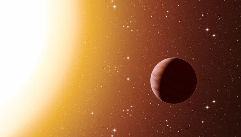 Laimdota un Lāčplēsis vai Dzērve un Cielava – kā sauks Latvijas citplanētu un zvaigzni?