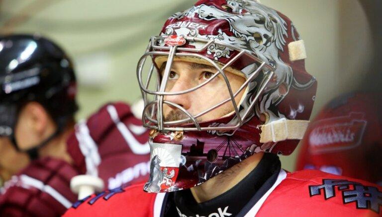 Latvijas hokeja izlasei pievienojies Masaļskis
