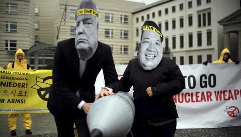 Нобелевскую премию мира получила кампания по борьбе с ядерным оружием
