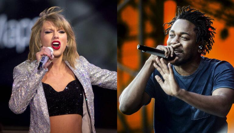 'Grammy' balvu nominācijās dominē Kendriks Lamars un Teilora Svifta