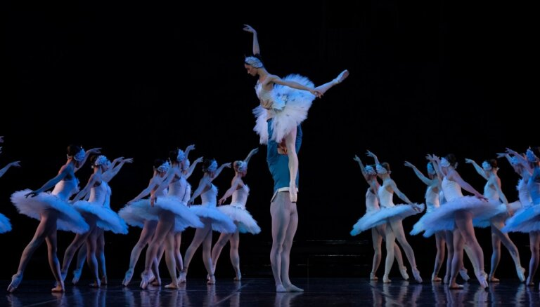 Latvijas Nacionālais balets viesosies Čaikovska festivālā Igaunijā