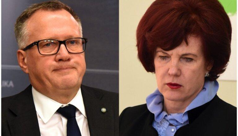 'Vienotības' Saeimas frakcijas vadības grožu turētāja maiņa notiks decembrī