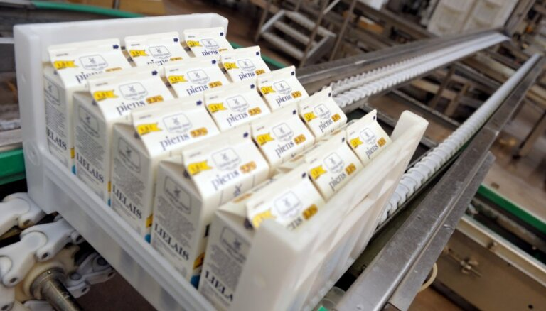 Veikala vai populāra zīmola piens: ko pircēji izvēlas labāk