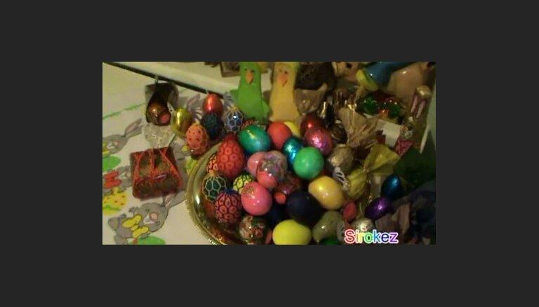Вот такие яйца, дамы и господа! (видео)