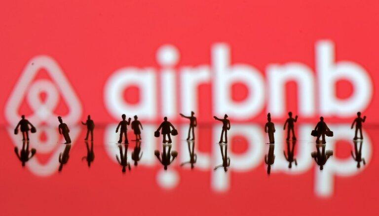 'Airbnb' piesaistījis miljarda dolāru investīcijas Covid-19 krīzes pārvarēšanai