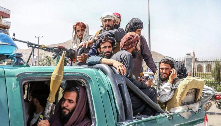 США блокируют талибам доступ к счетам правительства Афганистана