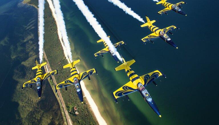 Košs piedzīvojums debesīs – Tukumā notiks lielākais aviošovs Baltijas valstīs