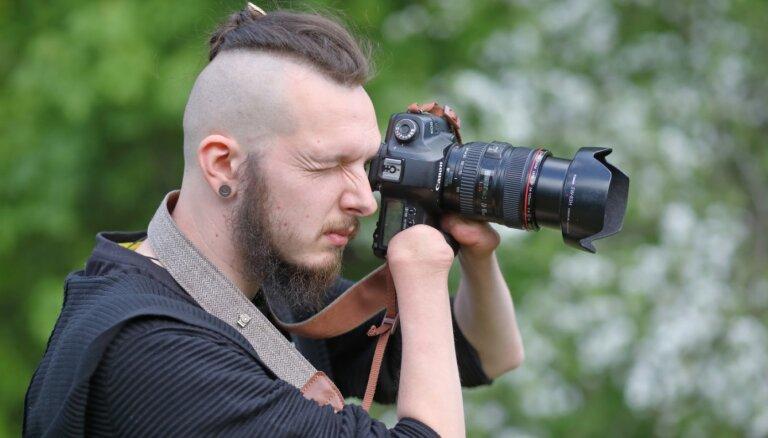 Fotogrāfs Pēteris Gertners: 'Es nezinu, kā ir viegli, jo citādāk nav bijis'